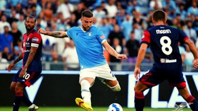 Λάτσιο – Κάλιαρι 2-2 (Serie A) Στραβοπάτημα! (Vid)