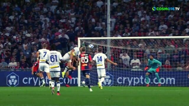 Τζένοα – Βερόνα 3-3 (Serie A) Διαφήμιση του ποδοσφαίρου (vid)