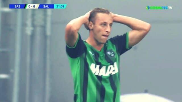 Σασουόλο – Σαλερνιτάνα 1-0 (Serie A) (vid)