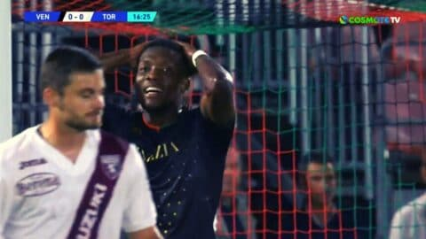 Βενέτσια – Τορίνο   1-1 (Serie A) (vid)
