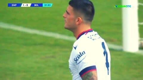 Έμπολι – Μπολόνια 4-2 (Serie A) (vid)