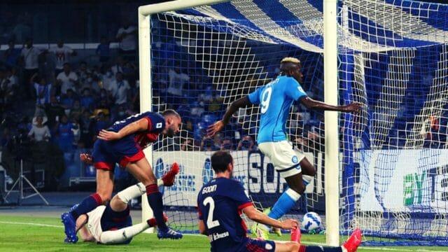 Νάπολι – Κάλιαρι 2 – 0 (Serie A) 6/6 και ποιος θα την σταματήσει; (vid)