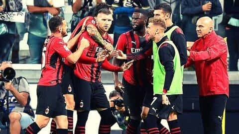 Γιουβέντους – Μίλαν 1-1 (Serie A) Μοιρασιά στο ντέρμπι! (Vid)