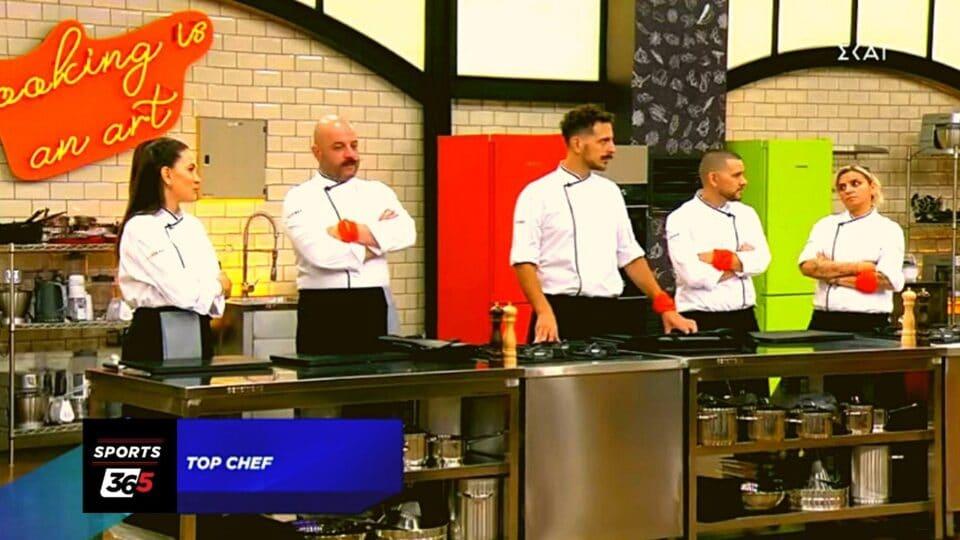 "Top Chef Spoiler: Η αδιαθεσία, ο ""βρωμιάρης"" και ο αδύναμος κρίκος – Θα γίνει της πίτας το κάγκελο! (Vid)"