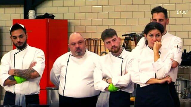 Top Chef Spoiler: Η ομάδα της Αγάπης ντεφορμέ και τελικά ποιος μάγειρας αποχώρησε; (Vid)