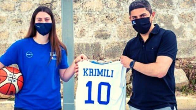 Αυγενάκης: Αποθέωσε την Ελληνίδα που σαρώνει στο NCAA (pic)