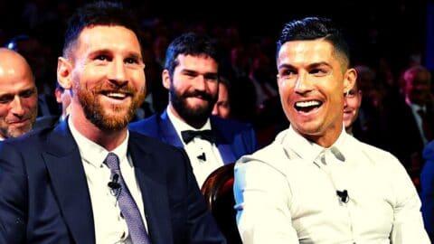 Χαμός στην αξιολόγηση του FIFA 22 με Κριστιάνο και Μέσι!