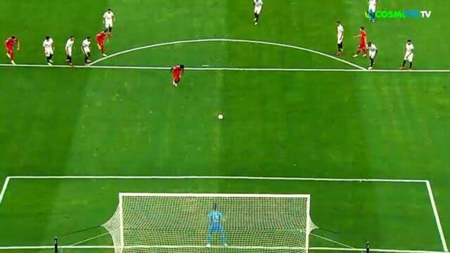 Champions League: Σεβίλλη – Σάλτσμπουργκ 1-1