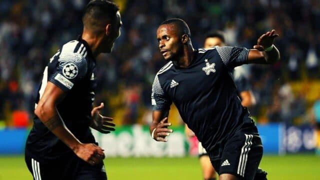Champions League: Σέριφ – Σαχτάρ 2-0