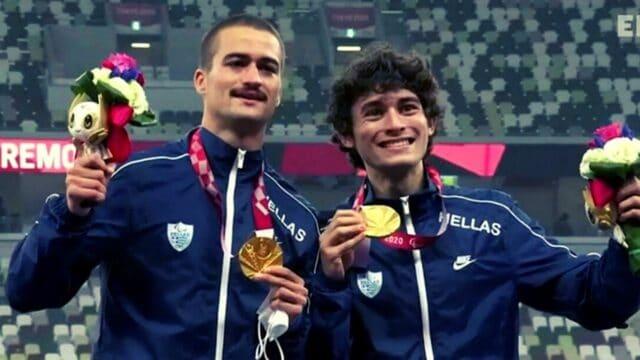 «Χρυσός» ο Γκαβέλας με παγκόσμιο ρεκόρ στα 100 μέτρα
