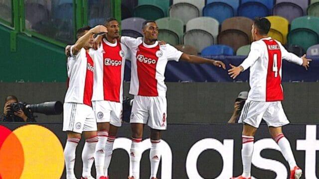 Champions League: Σπόρτινγκ – Άγιαξ 1-5