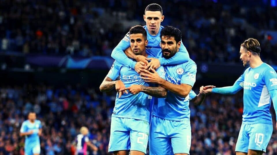 Champions League: Μάντσεστερ Σίτι – Λειψία 6-3