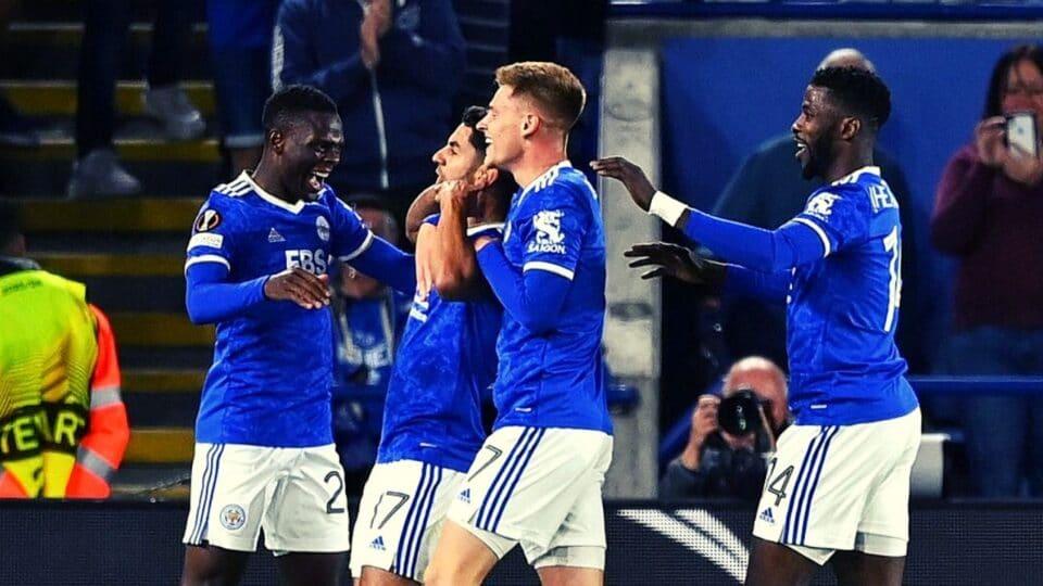 Europa League: Λέστερ – Νάπολι 2-2