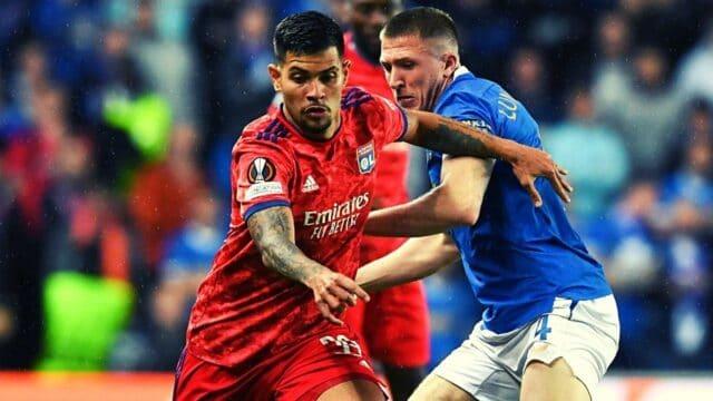 Europa League: Ρέιντζερς – Λυών 0-2