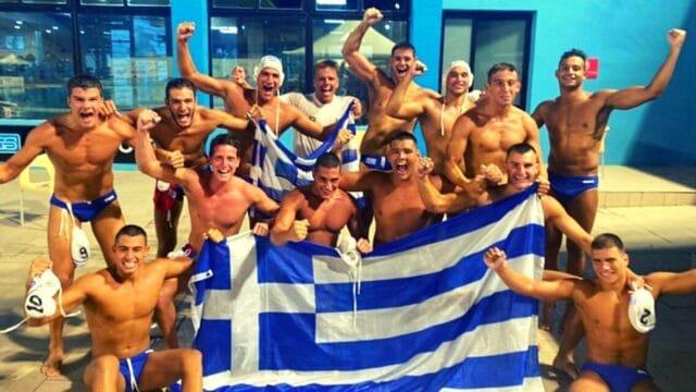 Νίκησε την Ισπανία και πέρασε στον τελικό του Ευρωπαϊκού πόλο η Εθνική Εφήβων!