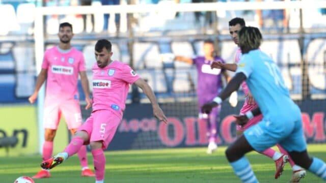 Super League: Ιωνικός – ΠΑΣ Γιάννινα 0-0