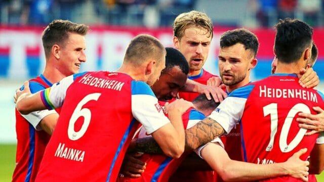 Bundesliga: Χάιντενχαϊμ – Ντάρμσταντ 2-1   (Στιγμιότυπα)