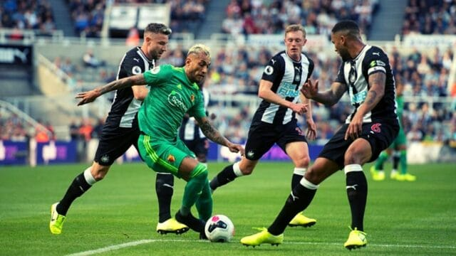 Premier League: Γουότφορντ – Νιουκαστλ 1-1 (Στιγμιότυπα)