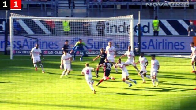 Bundesliga: Αιντραχτ Φρανκφούρτης – Κολωνία 1-1  (Στιγμιότυπα)