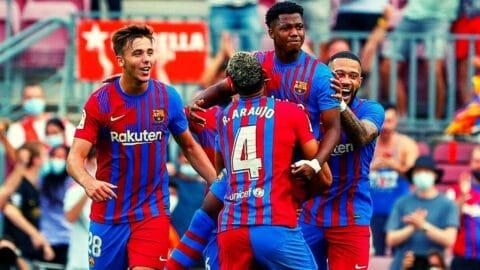 """Έγινε της …""""τριάρας"""" στη La Liga! (vids)"""