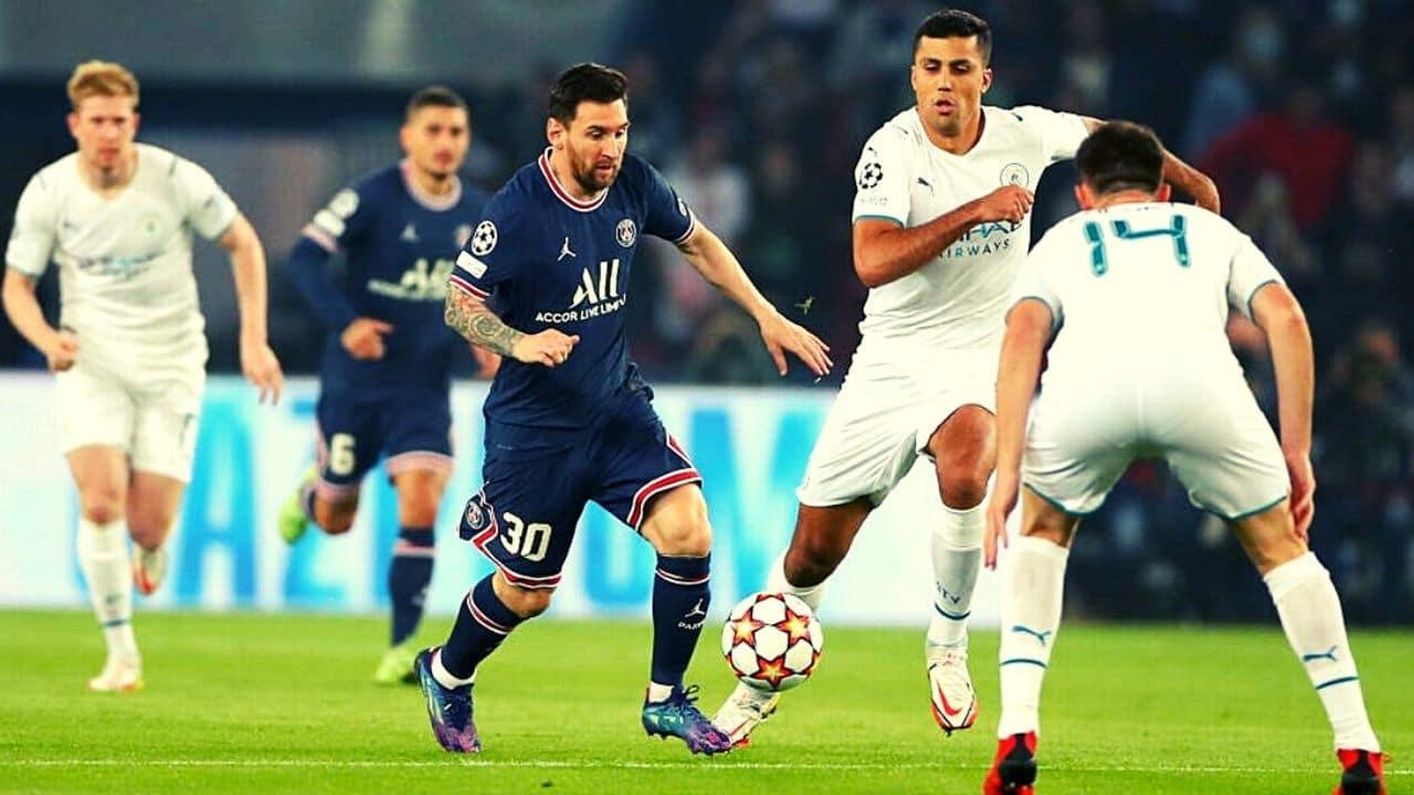 Εδώ είναι Παρίσι! Η Παρί του Μεσι υπέταξε την Σίτι του Γκουαρδιόλα με 2-0!