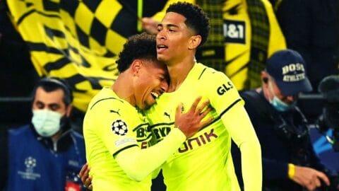 Champions League: Μπορούσια Ντόρτμουντ – Σπόρτινγκ 1-0 (Στιγμιότυπα)