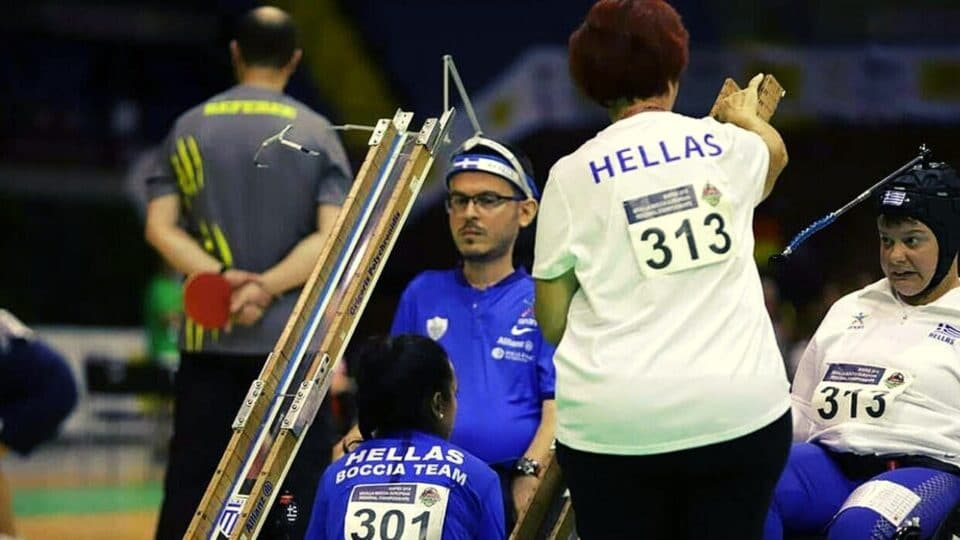Παραολυμπιακοί: Χάλκινο μετάλλιο η εθνική μπότσια! (vid)