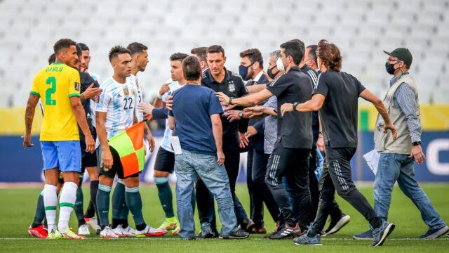 Βραζιλία-Αργεντινή: Οι κατηγορίες για πλαστογραφία και ο αντίλογος! (vid)