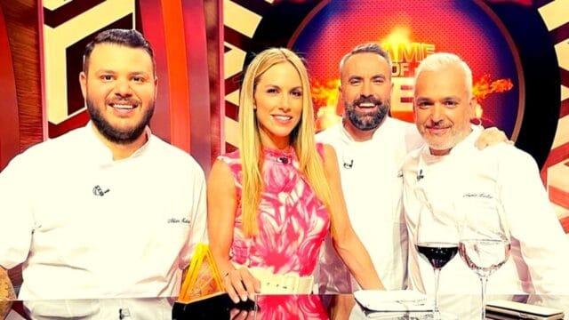 Game of Chefs Spoiler: Ο Junior Issac Odiam, βγαίνουν μαχαίρια, και η…άλλη δουλειά της Ντορέτα! (Vid)