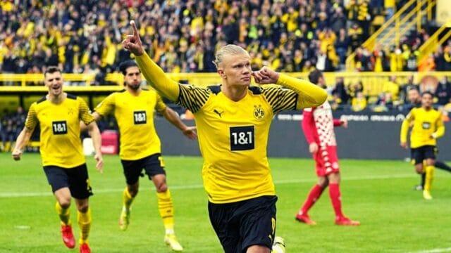 Μπορούσια Ντόρτμουντ – Μάιντς 3-1: Επιστροφή με δύο γκολ για τον Νορβηγό!