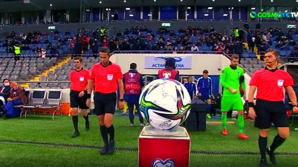 Προκριματικά Μουντιάλ: Καζακστάν – Φινλανδία 0-2 (Vid)