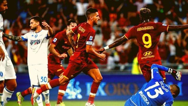 Ρόμα – Έμπολι 2-0 (Serie A): Η δουλειά έγινε για τον Μουρίνιο! (vid)