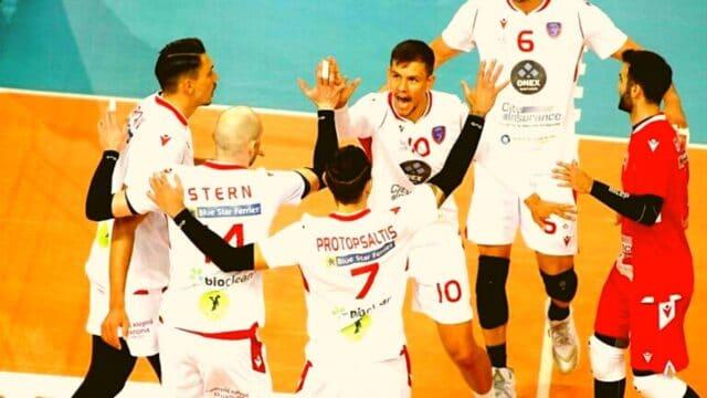 Φοίνικας Σ. – ΠΑΟΚ 3-1 (Volley League): Με το δεξί οι νησιώτες! (Vid)