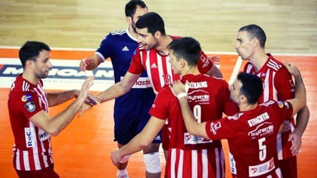 Κομάρνο – Ολυμπιακός 1-3 (Βόλεϊ): Έκανε το πρώτο και πιο σημαντικό βήμα για την πρόκριση! (Vid)