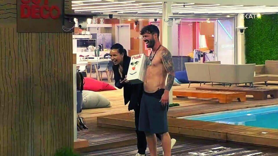 Big Brother 2 Spoiler: Αυτή και αν είναι ανατροπή! Ο Στηβ επέστρεψε στο σπίτι! (Vid)