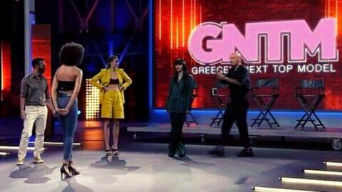 GNTM 4 Spoiler: Βόμβα! Η Αγάπη Μπρουκς εκτός διαγωνισμού! (Vid)