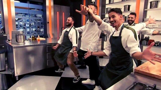 Game of Chefs Spoiler: Τους πετσόκοψε ο Κοντοβάς – Έκανε δουλειά η τρούφα! (Vid)