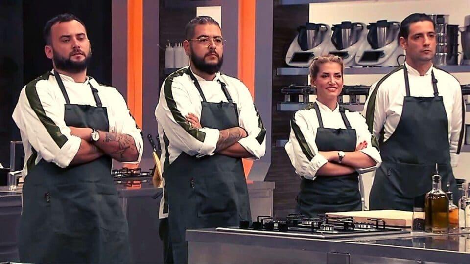 Game of Chefs Spoiler: 3η δοκιμασία αποχώρησης – Ποιος παίχτης αποχώρησε; (Vids)