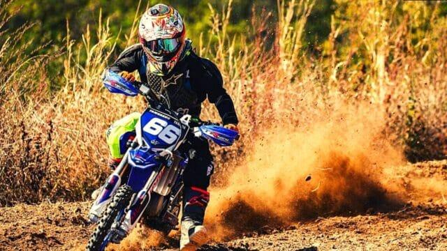 Ατύχημα σε αγώνα Motocross στα Γιαννιτσά – Πώς συνέβη; (Vid)