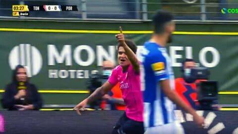 Primeira Liga: Τοντέλα – Πόρτο 1-3 (Γκολ και φάσεις)