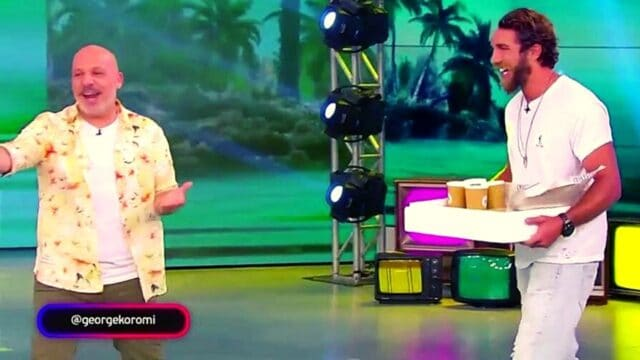 Survivor Spoiler: Αυτή είναι είσοδος! Ο Κόρο πήγε στο Καλό Μεσημεράκι με λούτσους! (Vid)