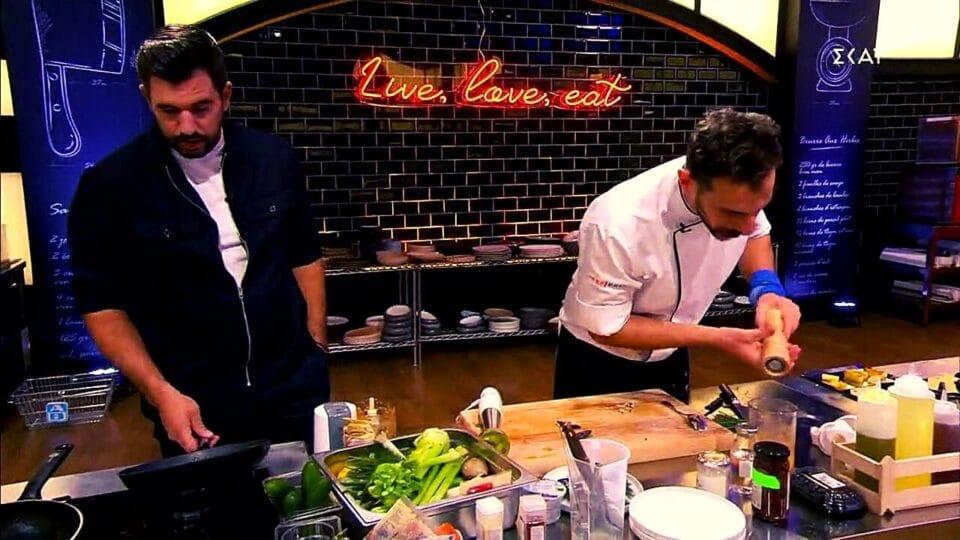 Top Chef Spoiler: Επιτέλους νίκη για τους πράσινους – Ποιος βγήκε υποψήφιος; (Vid)