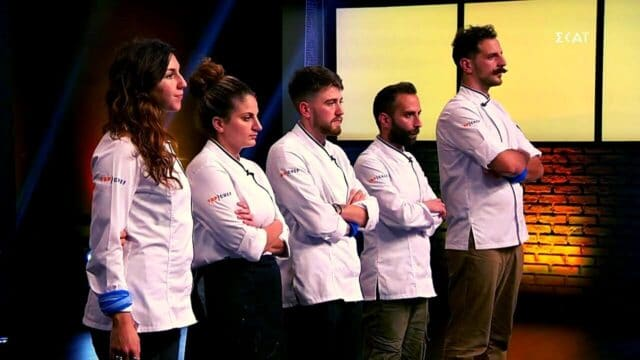 Top Chef Spoiler: Πολύ άγχος πριν την εβδομάδα του τελικού – Ποιος βγήκε υποψήφιος;