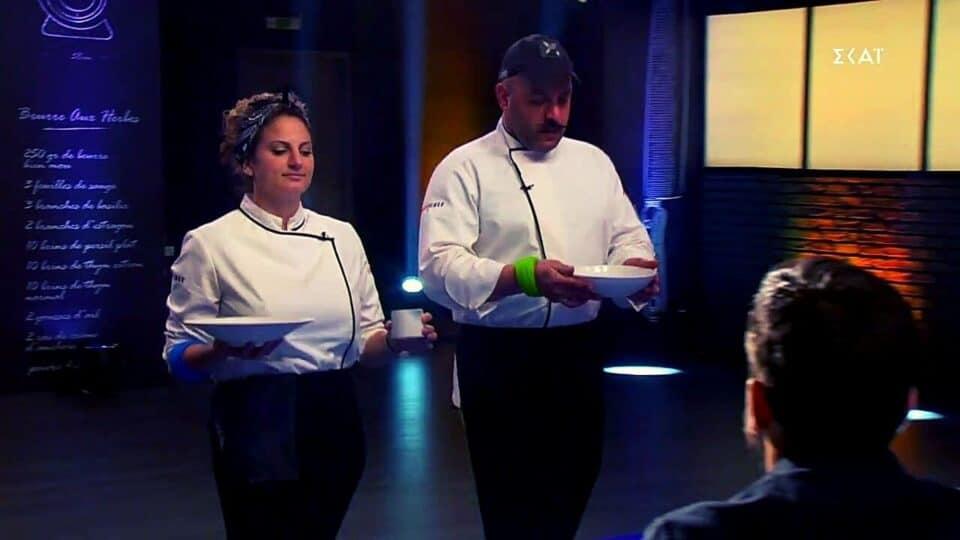 Top Chef Spoiler: Η κουζίνα πήρε φωτιά – Νικήτρια ομάδα και υποψήφιος προς αποχώρηση! (Vid)