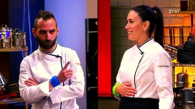 Top Chef Spoiler: Η Μαρίνα, ο Τζώρτζης, το ριζόγαλο και οι μπηχτές των παιχτών! (Vids)