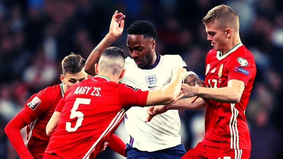 Ισοπαλία στο Λονδίνο! Άντεξαν στην πίεση των Άγγλων οι Ούγγροι!
