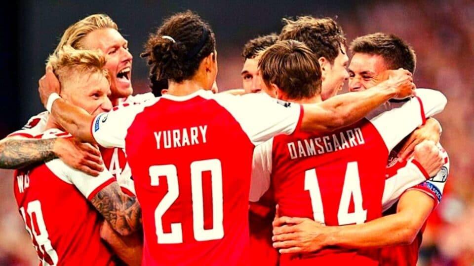 Προκριματικά Μουντιάλ: Δανία – Αυστρία 1-0 (Στιγμιότυπα)