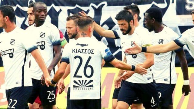 O Γιαννόπουλος από πρώην τερματοφύλακας του ΟΦΗ, στην ομάδα βόλεϊ!