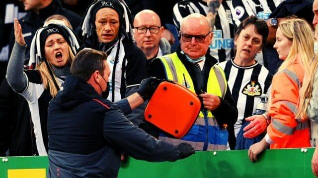 Νιούκαστλ – Τότεναμ: Οι ποδοσφαιριστές έσωσαν φίλαθλο που έπαθε ανακοπή! (vid)