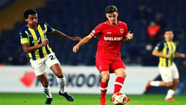 Europa League: Βολική ισοπαλία ανάμεσα σε Φενέρμπαχτσε και Αντβέρπ! (vid)